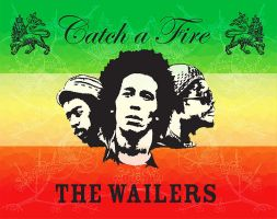 The Wailers Poster by neee