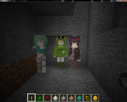 Minecraft Monsters by ismalz1