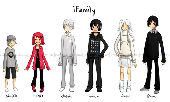 iFamily by jovalie