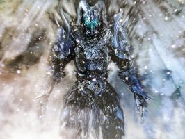 Not the Lich King. by anarchisticmoosebear