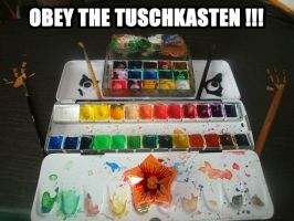 obey the tuschkasten by GLoeNn