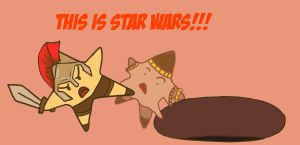 Star Wars or is it? by Poyopeep