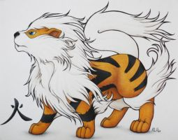 Super Duper Arcanine by CrimzonLogic