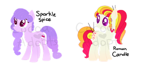 Pony Adopts 11 .:OPEN:. by CocoaAdopts