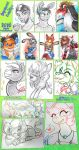 COM: Supanova + ComiXpo Table Commissions Compile! by carnival