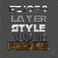 Super pack layer style 5 by FZ1979