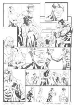 x-men sequential sample page 2 by jazzdelacuesta