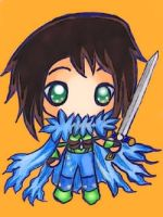 Chibi Regal Knight by NovaHeroi