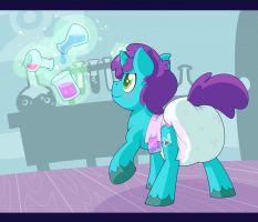 Science Baby! by Hourglass-Sands