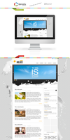 MILKEE WP THEME Presentatnion by blendix