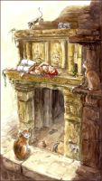 Cats by Naa-