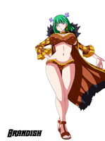 Brandish - Fairy Tail by dnaworld
