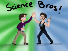 Science Bros! by JazMTaz
