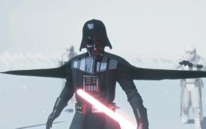 Darth Vader (MMD) by 32Rabbit