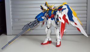 Wing Gundam Ver.KA 1-100th MG by MikeTehFox