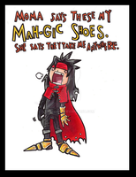 magic shoes by EatToast