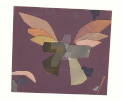 Flying-Pi -collage style- by Hop-is-my-Hero