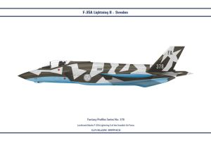 Fantasy 378 F-35A Sweden by WS-Clave