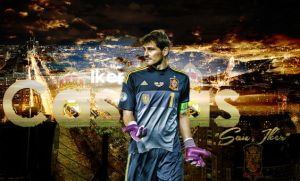 Iker Casillas by Tautvis125