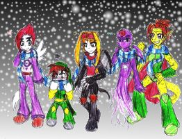 Winter Chain Reaction by CarlyChannel