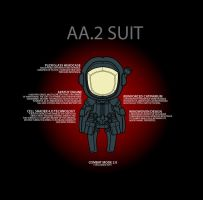 AA2 SUIT.WEAREMIDNITE by Xenogin