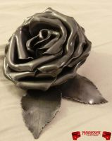 Metal Rose by Madhouse-Customs