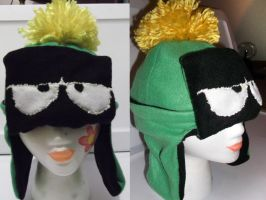 Marvin the Martian Hat by Lolly-pop-girl732