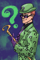 Let me solve your riddles by xxjust-a-nobodyxx