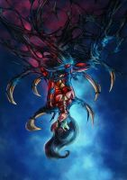 Spider Woman Symbiote by cric