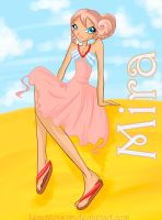 :???: Mira Sweet Summer by limeblossom