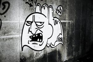 mr angry by awjay