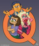 Avenue Q:Princeton, Kate, Lucy by StudioBueno