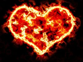 set my heart on fire. by rose-petals