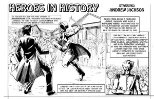 Andrew Jackson History facts by stuck-in-tree