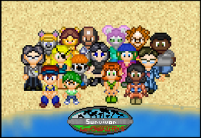 Survivor: Fan Characters by SWSU-Master