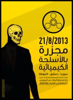 Chemical Weapons Massacre - Syria Ar by moslem-d