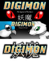 Digimon the legend of the Biju by therosa10