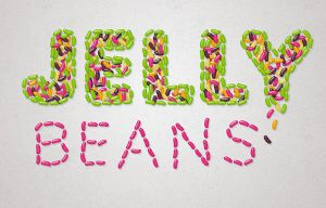 How to Create a Delicious Jelly Bean Text Effect i by Designslots