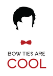 Bow ties are cool! by Pia-CZ