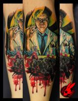 Reanimator Tattoo by Jackie Rabbit by jackierabbit12