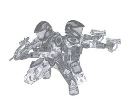 Finished ODST by Inamber