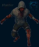 Hunter Human Faced by EmoHoodieDude