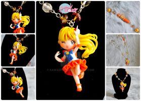 Sailor Venus V2013 by KawaiiRoxX