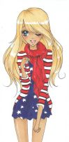 Star spangled by Nina-D-Lux