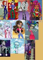 monster high parents by mrmen00