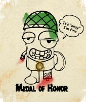 Medal of Honor by goodgraph