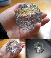 Wire Sculpture - test1 by ViTong4