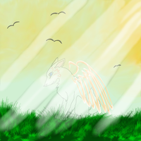 Heaven's Light by horselife1236