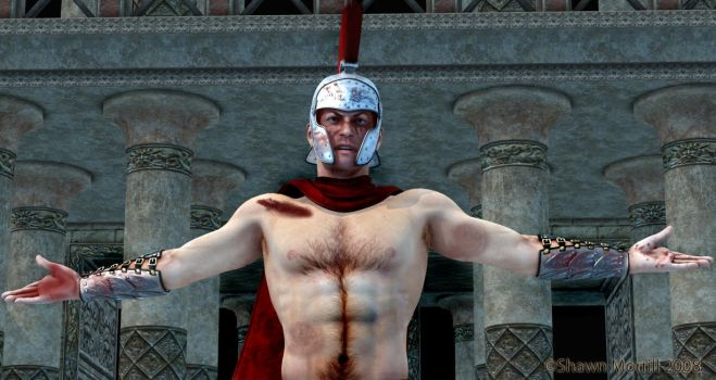 Are You Not Entertained by Shawn-Morrill