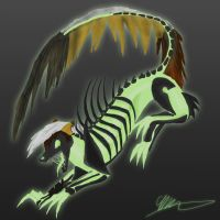 Skinless by DracoWolf0-0